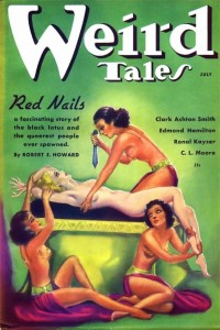 WEIRD TALES, July 1936, Cover by Margaret Brundage-8x6